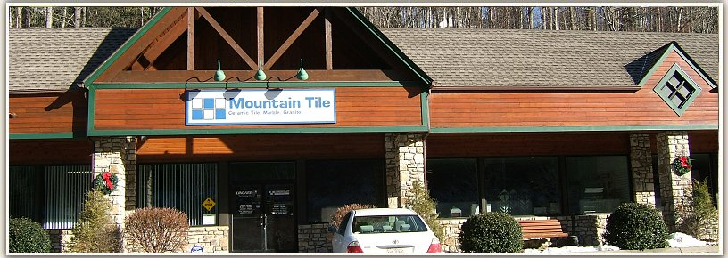 Mountain Tile and Stone Boone NC
